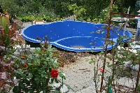 Mpspages Crystal Beach Fiberglass Pool And Spa 01 San Juan Pools Advanced Aqua Fiberglass